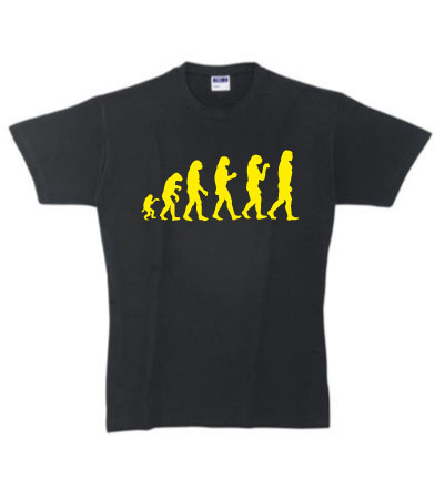 Tee-Shirt Evolution