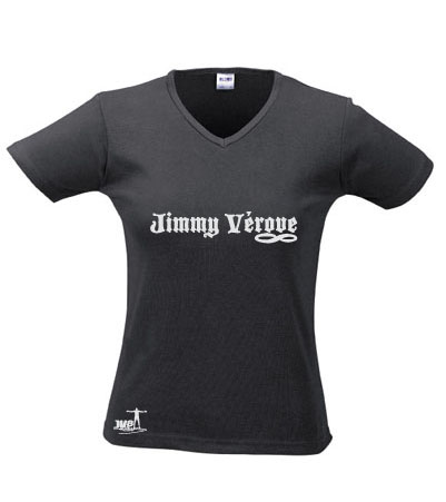 Tee-Shirt Femme Jimmy Verove style gothic