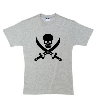 Tee-Shirt Pirates